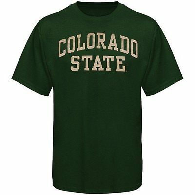 Colorado State Rams Green Arch T-Shirt