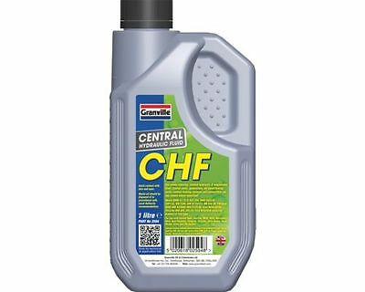 CENTRAL HYDRAULIC FLUID CHF11S 1 Litre Granville 2594 Synthetic CHF