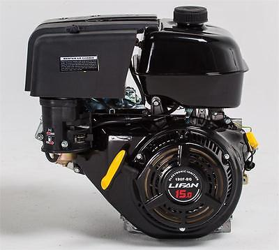 "Lifan Engine 15 HP 420cc OHV 1"" X 3"" Keyed Shaft #LF190F-BQ"
