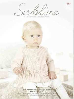 The Sixteenth Little Sublime Hand Knit Book 683