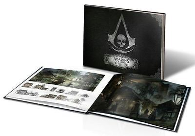 Assassin's Creed IV Black Flag - Limited Edition Hard Cover Art Book NEW