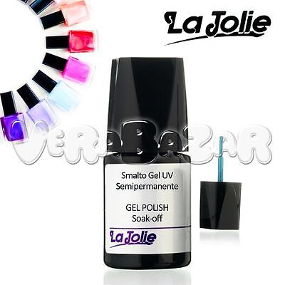 Smalto Semipermanente La Jolie Soak Off Polish Gel Uv Unghie Come Layla 10 Ml
