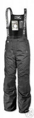 Men's Snowmobile pants Coldwave Hi Altitude Black Size 36 New