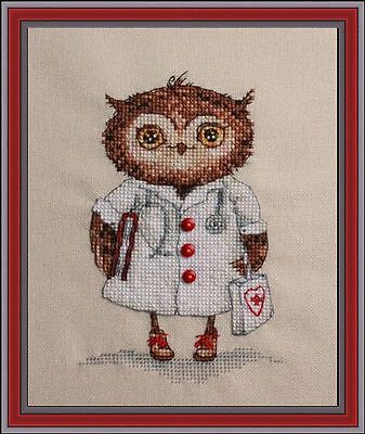 NEOCRAFT COUNTED CROSS STITCH KIT - BE HEALTHY