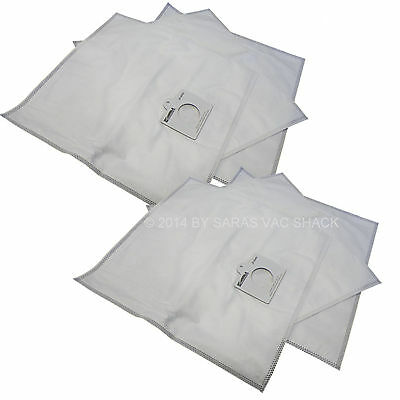 6 Kenmore Canister Vacuum Cloth Type Bags 5055 50557 50558 C Q DVC Allergen