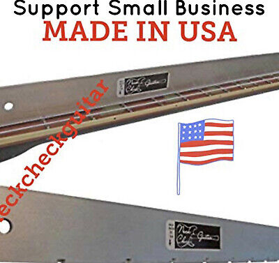 RICKENBACKER BASS NECK STRAIGHT EDGE (Notched) LUTHIERS TOOL