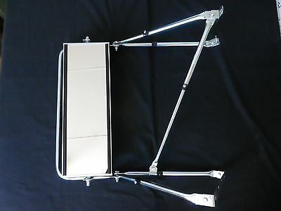 Truck West Coaster Mirror Kit With Mounting Brackets