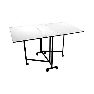 Home Hobby Craft Table Quilting Sewing Folding Cutting Portable Workstation Easy
