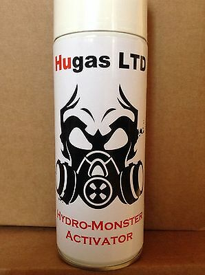 NEW Hydrographic Activator Hydro-Monster HM240+ hydro dipping activator HugasLTD