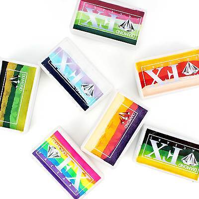DiamondFX Split Cake Facepaints - 30g - Face Painting