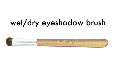 Bare escentials Bare Minerals wet/dry Eyeshadow brush - New - sleeved