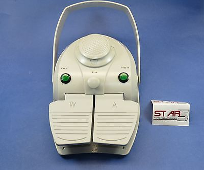 Dental B2 Foot Control Pedal Without Tubing With 6 Functions 2 Hole STAR5