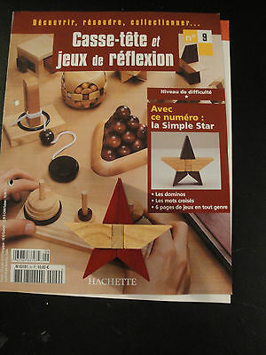 Casse Tête Chinois - Simple Star