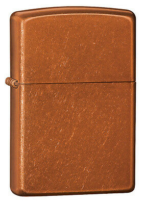 Zippo Windproof Toffee (brown) Colored Lighter, # 21184, New In Box