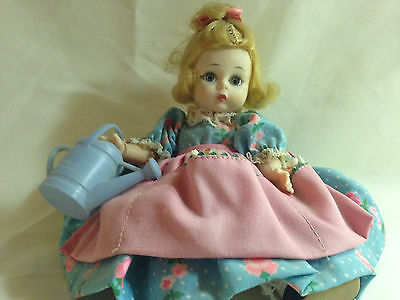 "Madame Alexander ""Mary, Mary"" Very Collectible Bent Knee Doll circa 1965"