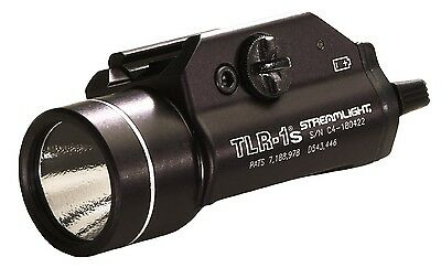New! Streamlight TLR-1S LED Weapon  Mounted Flashlight Strobe 300 Lumens 69210