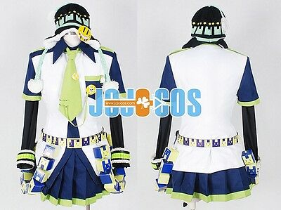 DRAMAtical Murder Noiz Cosplay Costume Female Version Best Chioce For Coser