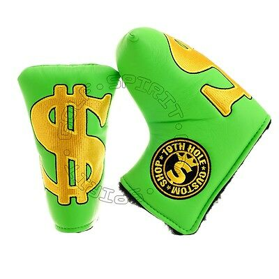 Golf Blade Putter Headcover for Scotty Cameron Odyssey Ping TaylorMade Cash King
