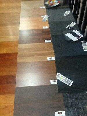 LAMINATE  7mm PREMIUM CLIX - 7 COLOURS AVAILABLE $22.00 INCL UNDERLAY