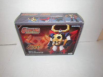 VINTAGE GDX GIANT DELUXE SERIES GDX - 01 GAIKING UNUSED IN ORIGINAL BOX