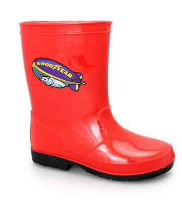Goodyear Kids Splash High Shine Wellies...2 Colours Available!!!