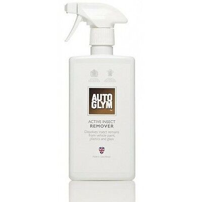 Autoglym Active Insect & Bug Remover 500ml Pre Car Wash Cleaner
