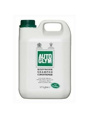 Autoglym Bodywork Car Cleaning Shampoo Conditioner Soap 2.5 Litre BSC2.5