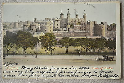 """CPA """" LONDON - Tower of London"""