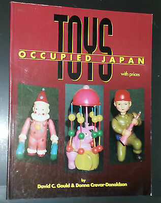 VINTAGE JAPAN WIND-UP TOY PRICE GUIDE COLLECTOR'S BOOK