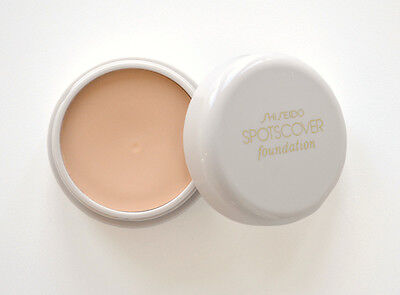 SHISEIDO Spots Cover Foundation 8 Shades (Concealer Highlighter Contour Japan)