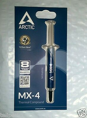 ARCTIC MX-4 Thermal Compound for All Coolers