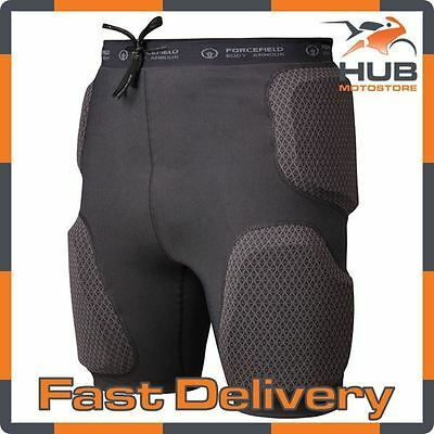 Forcefield Action Sports Shorts Motorcycle Body Armour/Protection - CE Approved