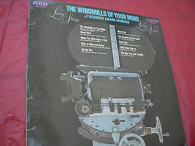 Living Strings The Windmills Of Your Mind Record LP