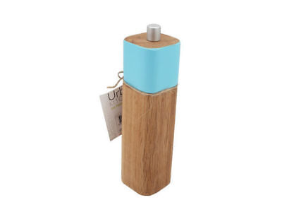 Salt and Pepper Mill Grinder Coloured Top 16cm Buy one Get one Free