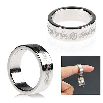 18/20/21mm Strong Magnet Coin Finger Magnetic Ring Magic Tricks Props Show Tool