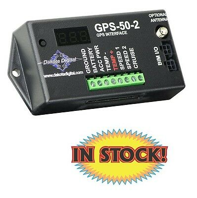 Dakota Digital GPS Speed / Compass Sender / BIM Module - GPS-50-2
