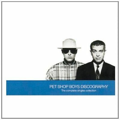 Pet Shop Boys - Discography - Complete Singles C NEW CD