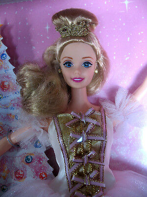 Mattel Collector First Edition Barbie as the Sugar Plum Fairy in the Nutcracker