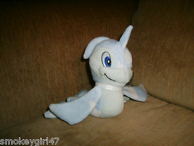 Neopets Cloud Flotsam Series 5 Plushie KeyQuest New