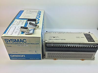 New! Omron Programmable Controller C20P-Eds1-A C20Peds1A