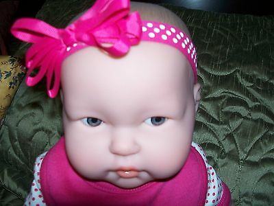 """20"""" Berenguer Lots to Cuddle doll with teeth."""