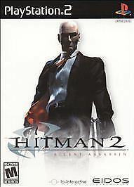 Hitman 2: Silent Assassin [Greatest Hits] (Sony PlayStation 2, 2003) Disc only