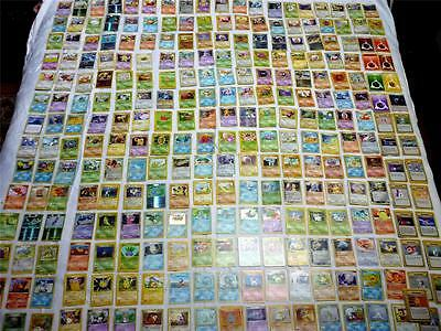 426 POKEMON CARDS - VARIOUS KINDS - SEE LISTING