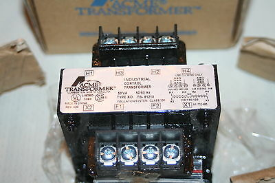 ACME TB-81210 Industrial Control Transformer TB81210 NEW