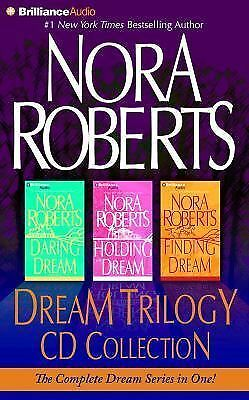 Nora Roberts Dream Trilogy CD Collection : Daring to Dream, Holding the...