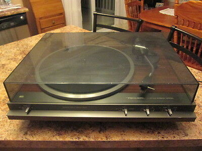 Vintage Realistic Lab 500 Fully Automatic Quartz Lock - Direct Drive Turntable