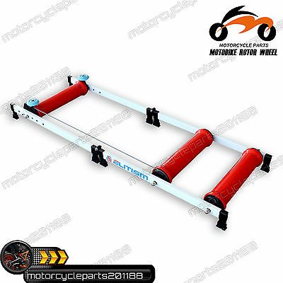 Universal Indoor Exercise Cycling Bicycle Bike Rollers Track Stand TRAINER DIY