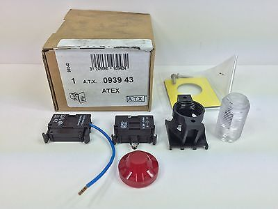New! Atex / Atx Auxiliary Module 093943 93943