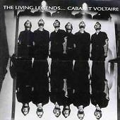 Cabaret Voltaire - Living Legends,RARE 1990 MUTE GREAT BRITAIN MADE CD ISSUE,N/M