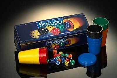 Perudo - The Classic Game Of Liar Dice From Paul Lamond - Brand New In Tin!
